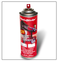 Photo Blocker Spray